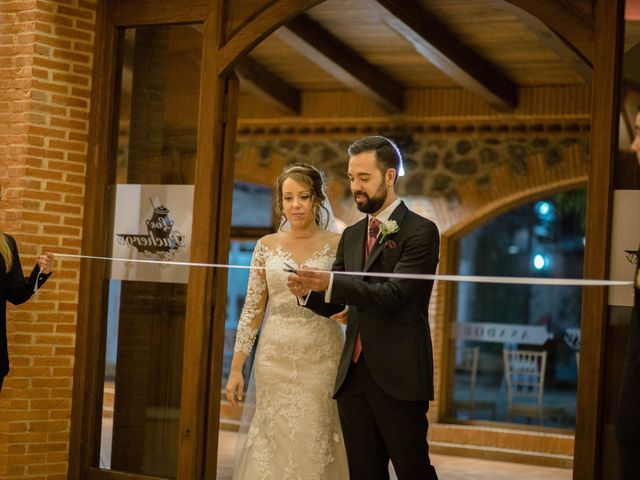 La boda de Salvador y Mónica en Calzada De Calatrava, Ciudad Real 81