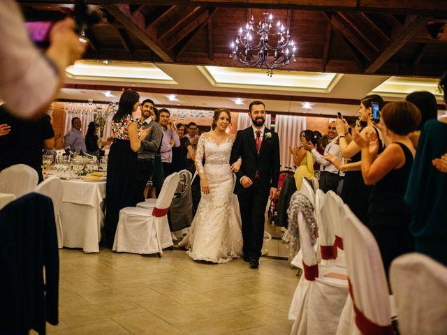 La boda de Salvador y Mónica en Calzada De Calatrava, Ciudad Real 84