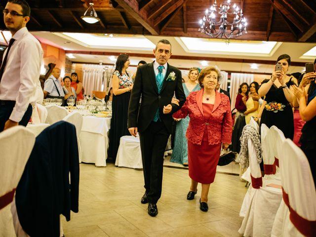 La boda de Salvador y Mónica en Calzada De Calatrava, Ciudad Real 85