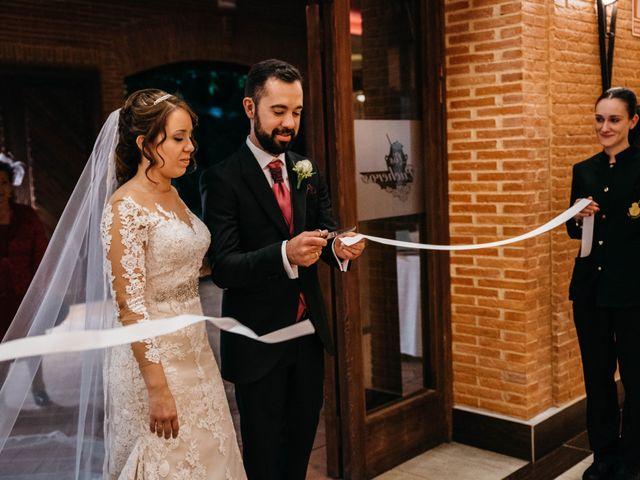 La boda de Salvador y Mónica en Calzada De Calatrava, Ciudad Real 88