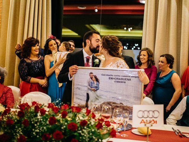 La boda de Salvador y Mónica en Calzada De Calatrava, Ciudad Real 89