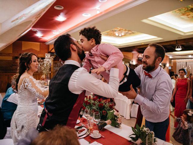 La boda de Salvador y Mónica en Calzada De Calatrava, Ciudad Real 98