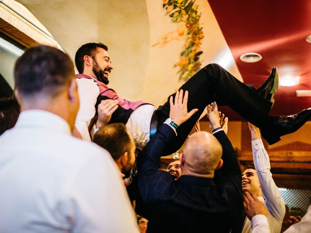 La boda de Salvador y Mónica en Calzada De Calatrava, Ciudad Real 100