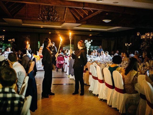 La boda de Salvador y Mónica en Calzada De Calatrava, Ciudad Real 104