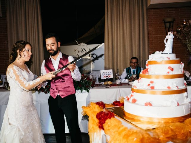 La boda de Salvador y Mónica en Calzada De Calatrava, Ciudad Real 105