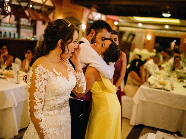 La boda de Salvador y Mónica en Calzada De Calatrava, Ciudad Real 107