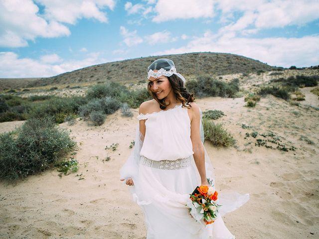 La boda de Jose y Emma en Yaiza, Las Palmas 20
