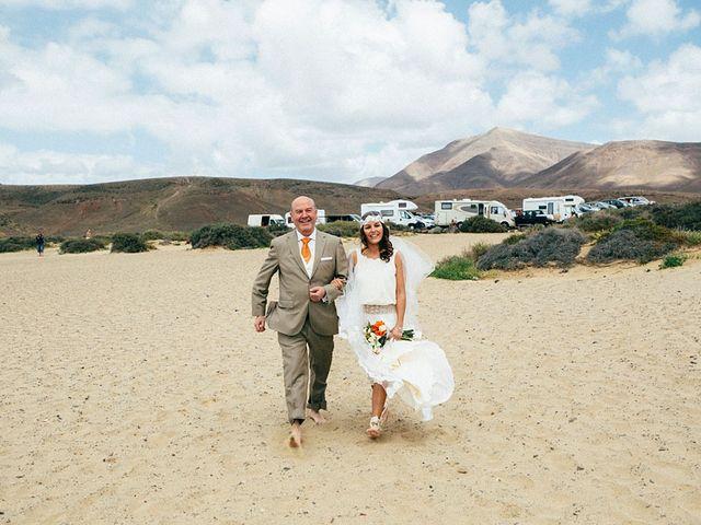 La boda de Jose y Emma en Yaiza, Las Palmas 22