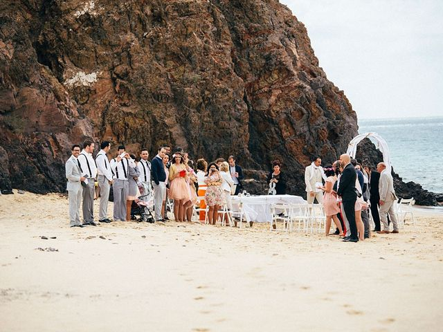 La boda de Jose y Emma en Yaiza, Las Palmas 23