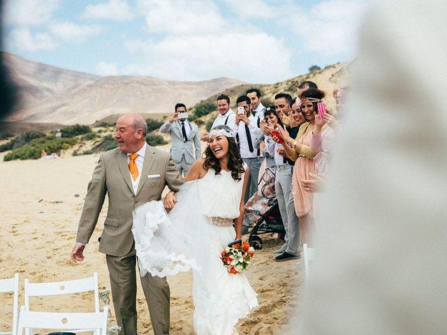 La boda de Jose y Emma en Yaiza, Las Palmas 26