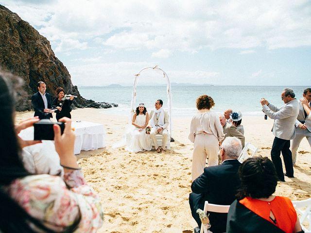 La boda de Jose y Emma en Yaiza, Las Palmas 27