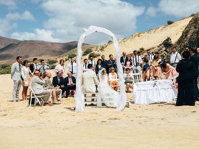 La boda de Jose y Emma en Yaiza, Las Palmas 33