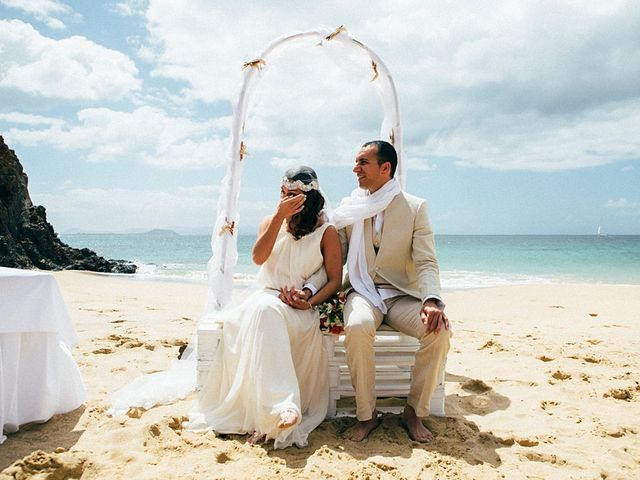 La boda de Jose y Emma en Yaiza, Las Palmas 36