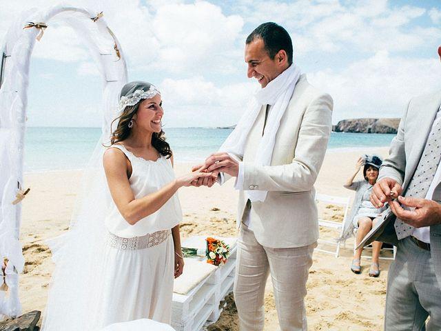La boda de Jose y Emma en Yaiza, Las Palmas 38