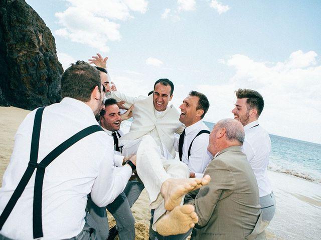 La boda de Jose y Emma en Yaiza, Las Palmas 45