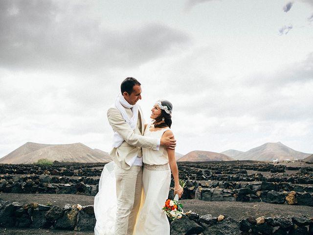 La boda de Jose y Emma en Yaiza, Las Palmas 48