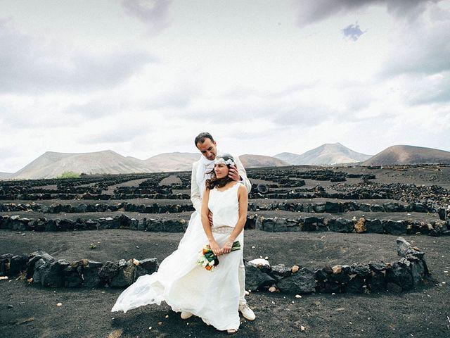 La boda de Jose y Emma en Yaiza, Las Palmas 49