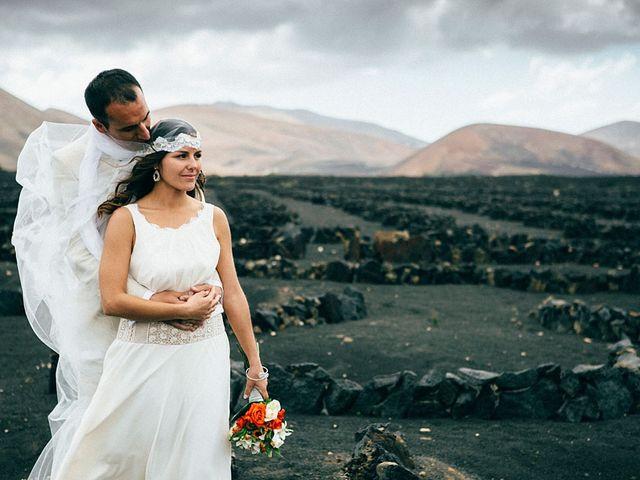 La boda de Jose y Emma en Yaiza, Las Palmas 54