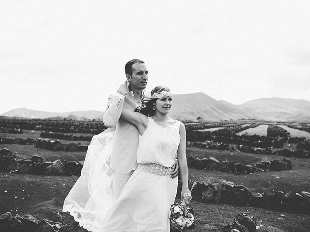 La boda de Jose y Emma en Yaiza, Las Palmas 56
