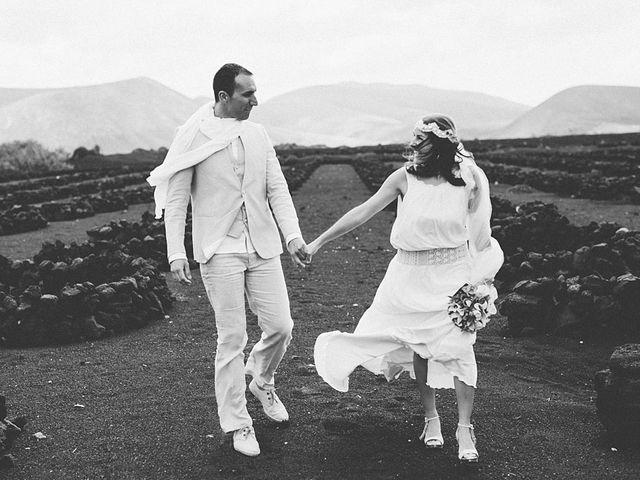 La boda de Jose y Emma en Yaiza, Las Palmas 61