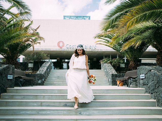 La boda de Jose y Emma en Yaiza, Las Palmas 77