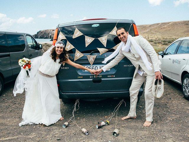 La boda de Jose y Emma en Yaiza, Las Palmas 81