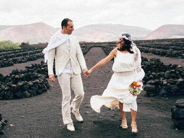 La boda de Jose y Emma en Yaiza, Las Palmas 83