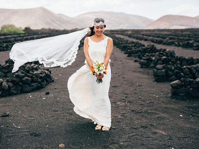 La boda de Jose y Emma en Yaiza, Las Palmas 84