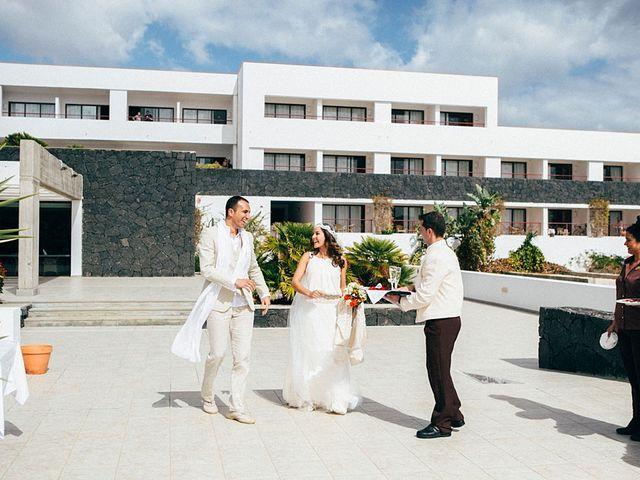 La boda de Jose y Emma en Yaiza, Las Palmas 86