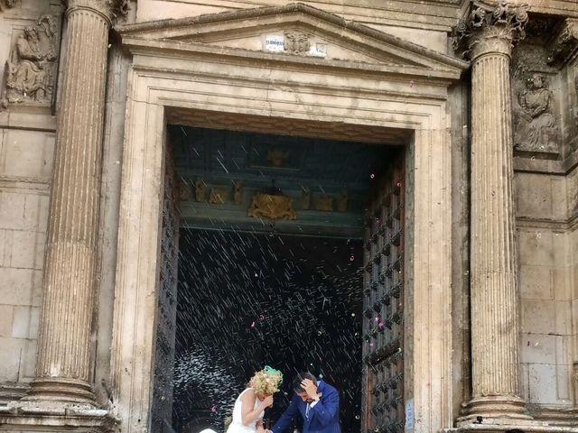 La boda de Carlos y Marina en Gumiel De Hizan, Burgos 1