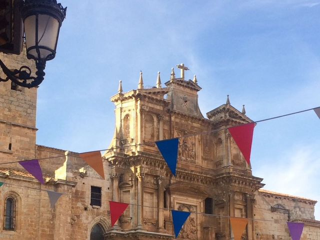 La boda de Carlos y Marina en Gumiel De Hizan, Burgos 2