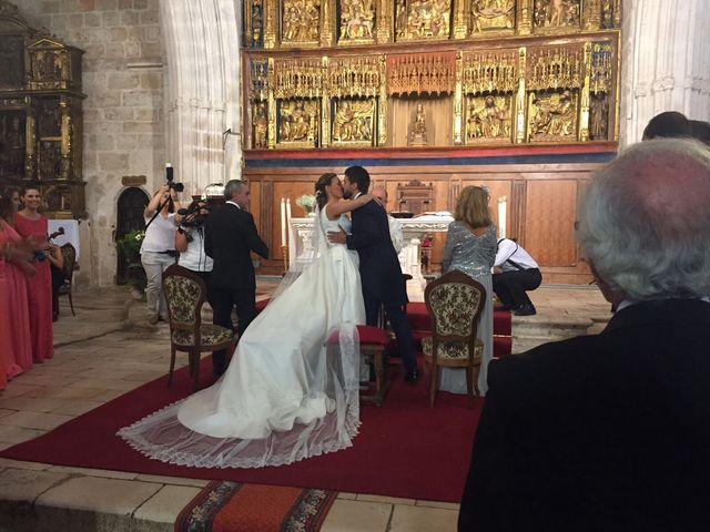 La boda de Carlos y Marina en Gumiel De Hizan, Burgos 5