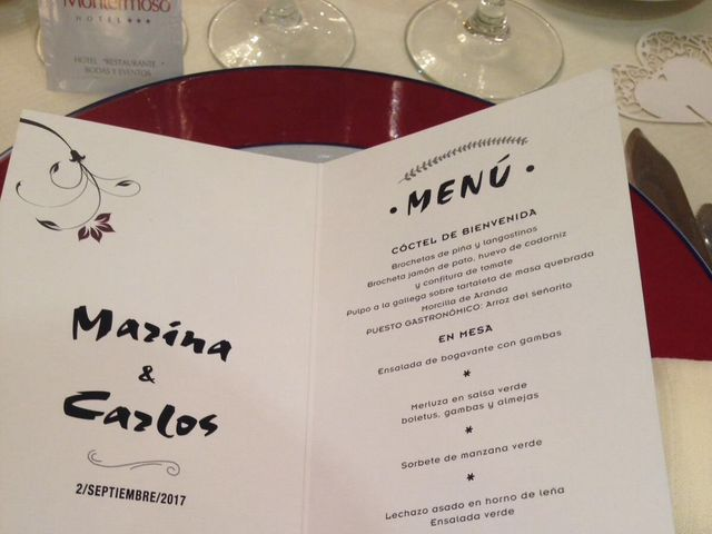 La boda de Carlos y Marina en Gumiel De Hizan, Burgos 6