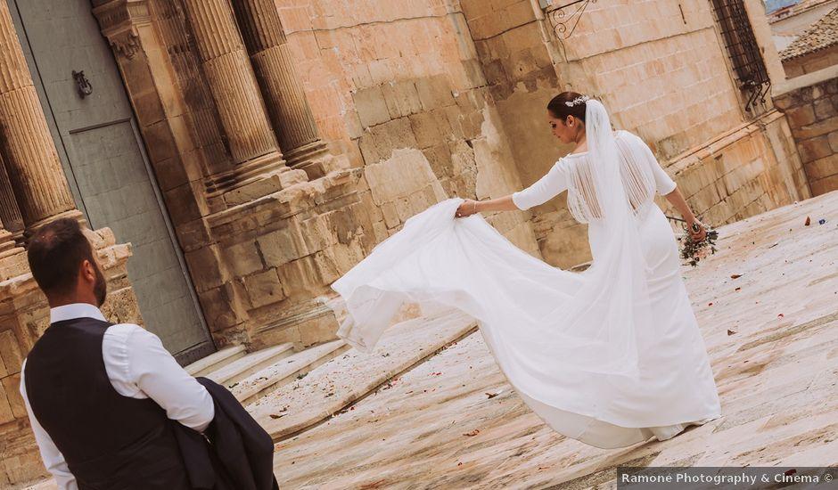 La boda de Salva y Make en Jumilla, Murcia