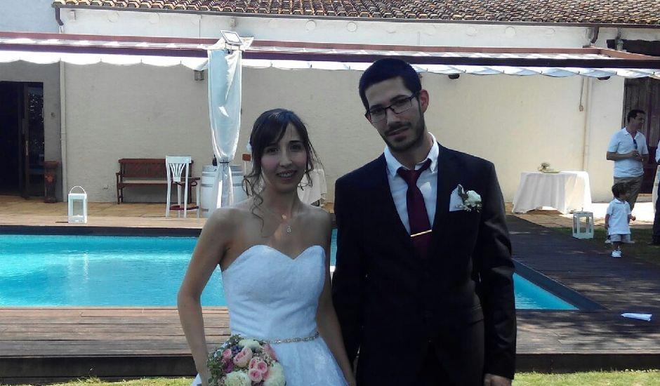 La boda de Jose Luis Martinez y Alba Grabulosa en Pueblo Sant Climent De Peralta, Girona