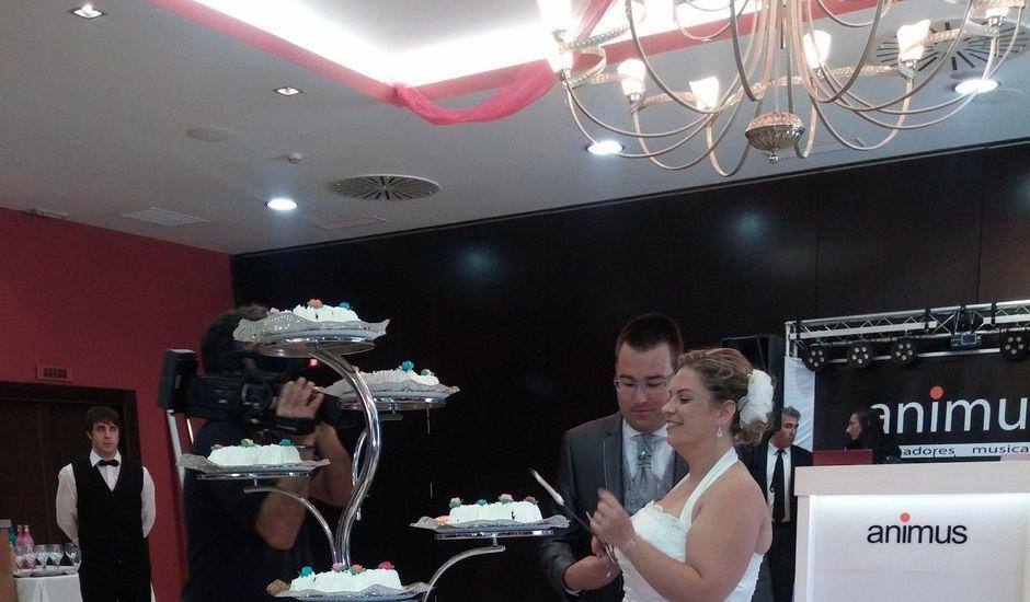La boda de Javier y Laura en Aldeola, A Coruña