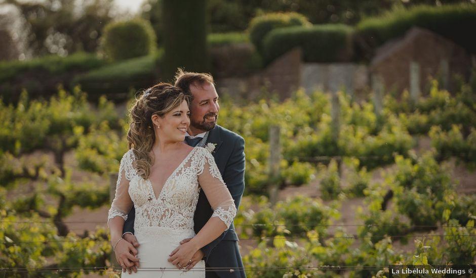 La boda de Ivan y Virginia en Orista, Barcelona