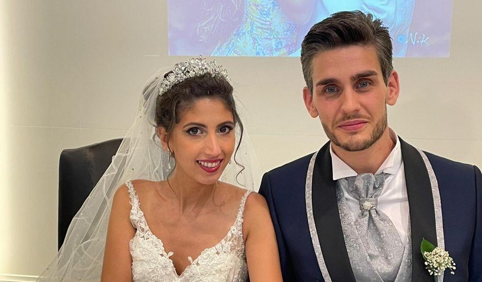 La boda de Fátima y Juan en Jaén, Jaén
