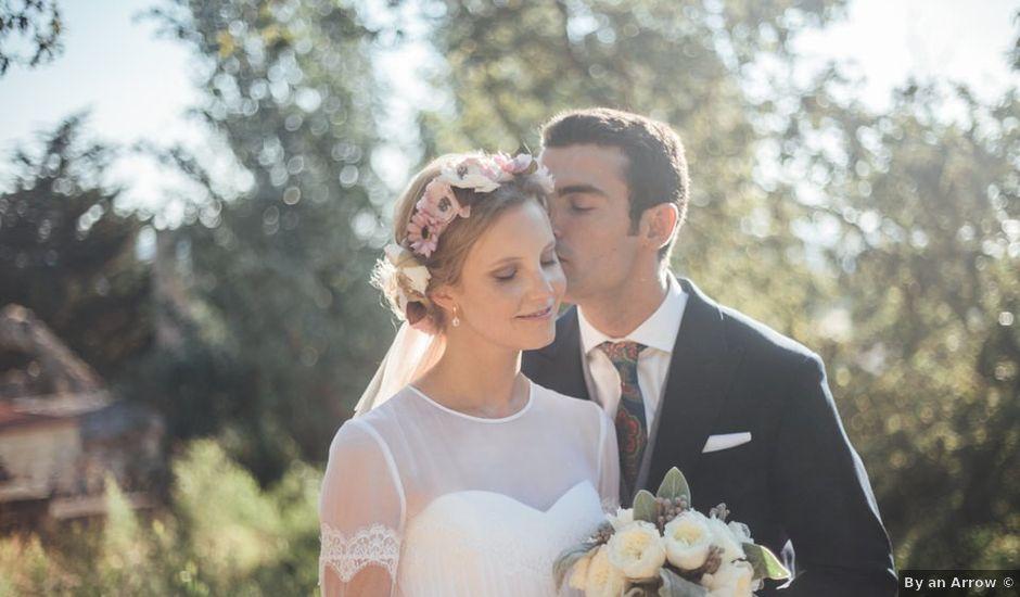 La boda de Alberto y Rita en Ribadumia, Pontevedra
