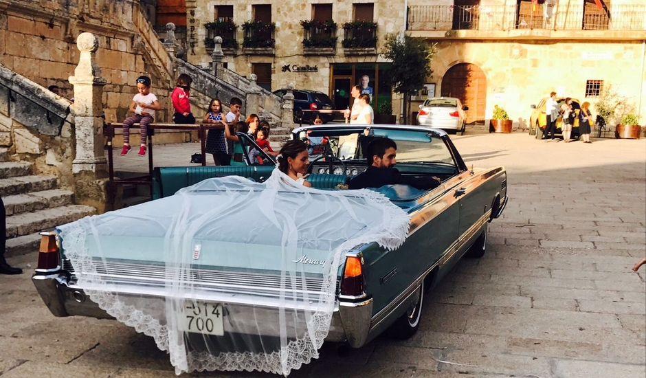 La boda de Carlos y Marina en Gumiel De Hizan, Burgos