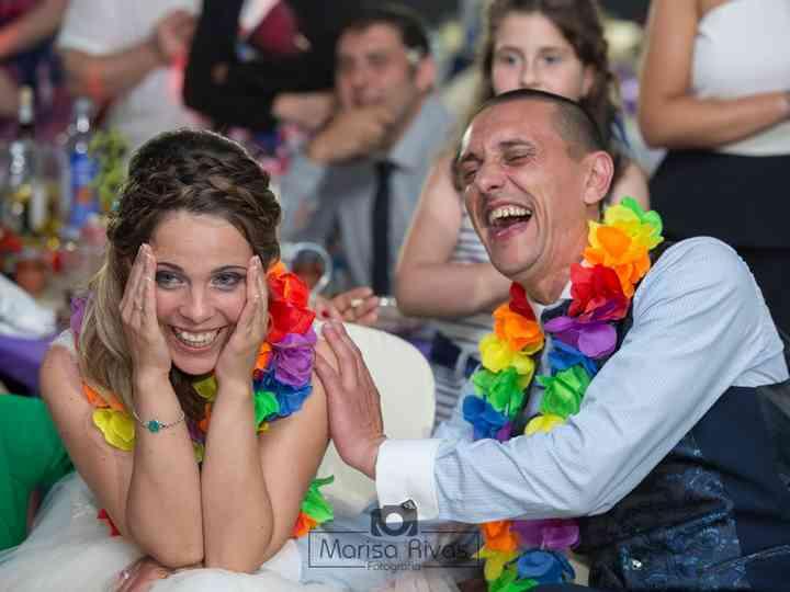La boda de Yas y Jorge
