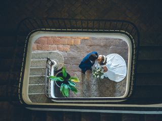 La boda de Alejandra y Daniel