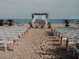 La boda de Gise y Sergio 2