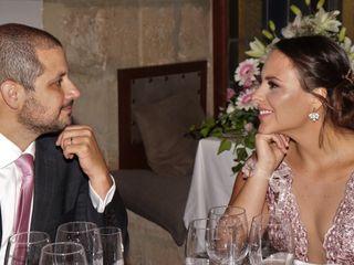 La boda de Lucciana  y Ignacio