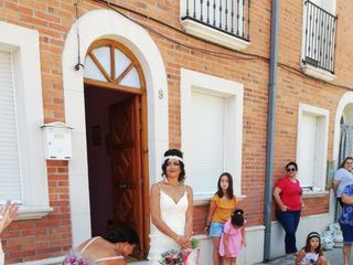La boda de  estela y Jose jaime 2
