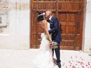 La boda de  estela y Jose jaime