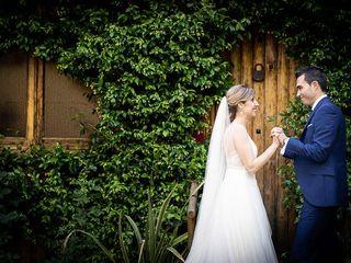 La boda de Sandra y Saúl