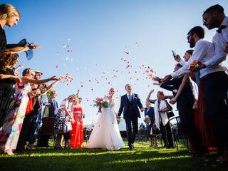 La boda de Judit y Marti