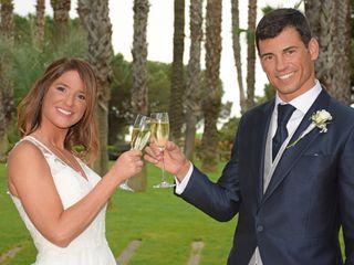 La boda de Sergi y Núria