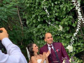 La boda de Yaiza  y Antonio 2